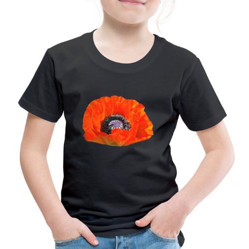TIAN GREEN Garten - Mohnblüte 2019 - Kinder Premium T-Shirt
