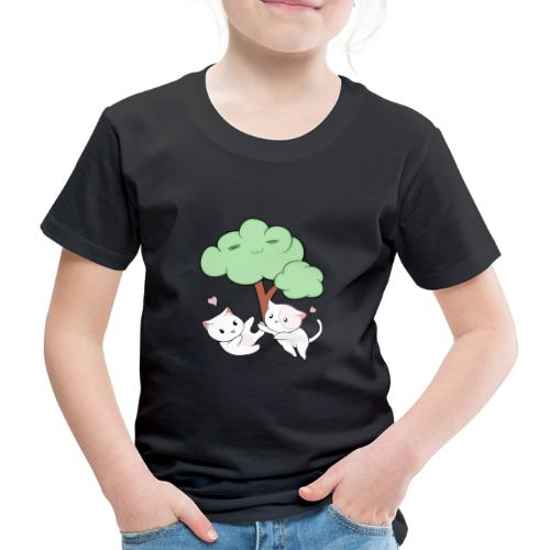 Meowzis - Kinder Premium T-Shirt