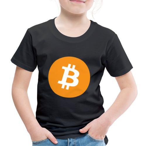 Bitcoin Shirt - Kinder Premium T-Shirt