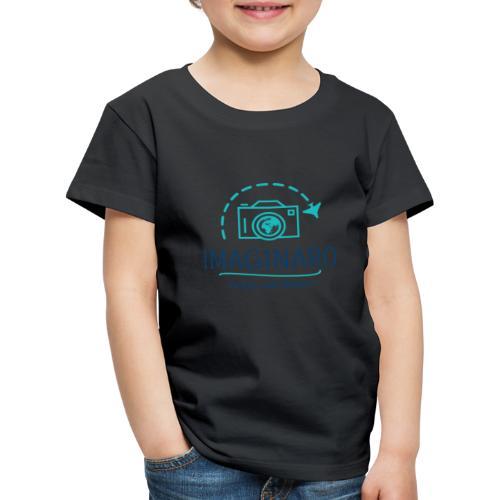 IMAGINARO | Fotos und Reisen - Kinder Premium T-Shirt