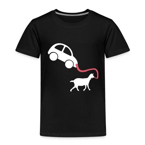 Walk the car - Kids' Premium T-Shirt