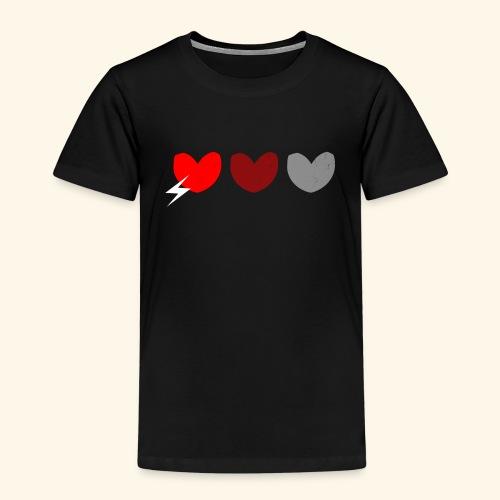 3hrts - Børne premium T-shirt