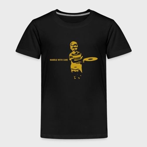 T-Record - Handle with care - Kinderen Premium T-shirt