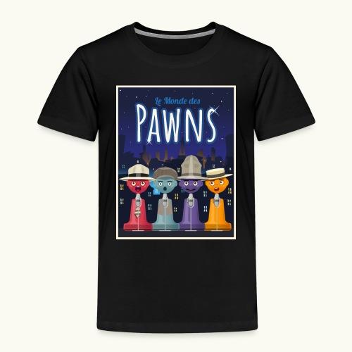 Les Pawn Brothers Chantent - T-shirt Premium Enfant