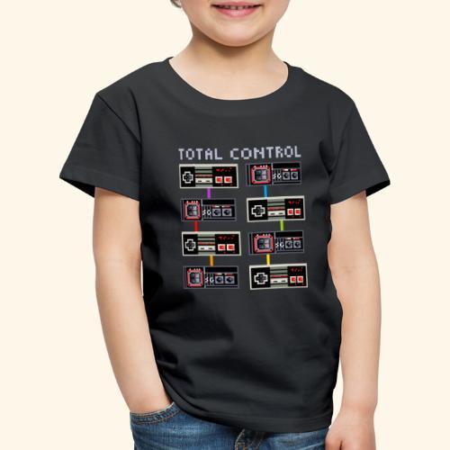 TOTAL CONTROL - Maglietta Premium per bambini