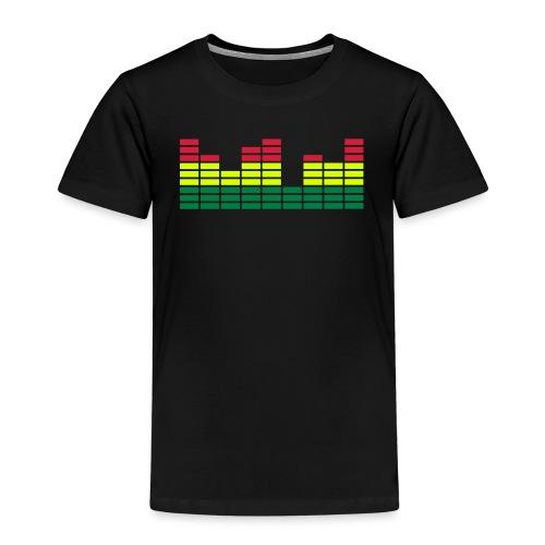 equalizer_farbe - Kinder Premium T-Shirt