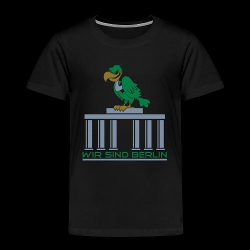 Berlin Geier - Kinder Premium T-Shirt