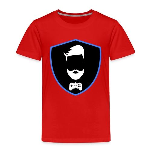 Kalzifertv-logo - Børne premium T-shirt
