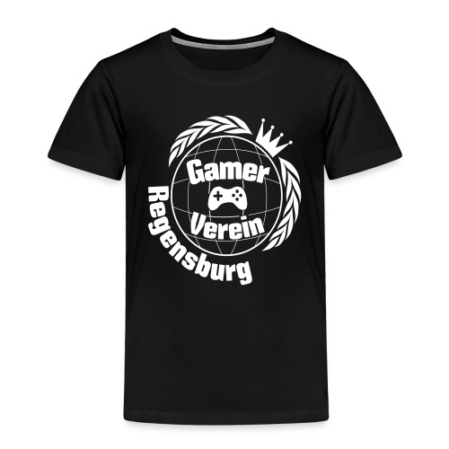 300x300 Logo - Kinder Premium T-Shirt
