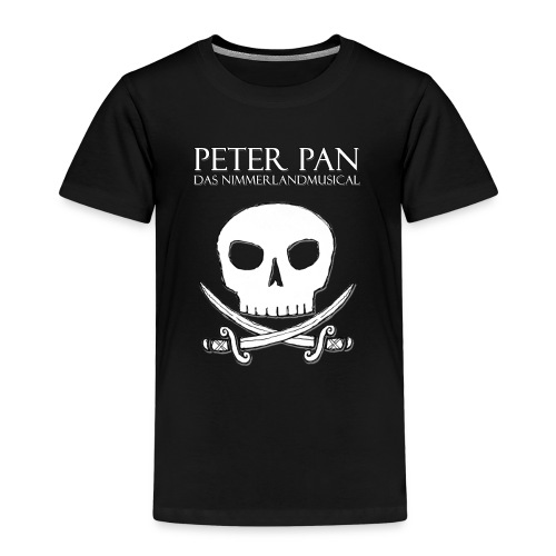 T Shirt Motiv Jolly Roger png - Kinder Premium T-Shirt