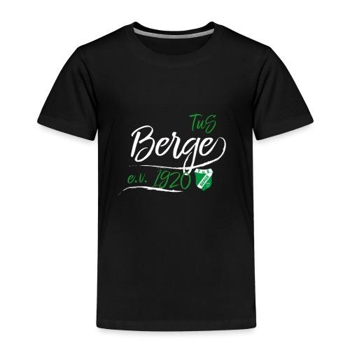 weiße_Schrift-1 - Kinder Premium T-Shirt