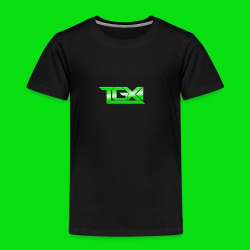 TGX Logo - Kids' Premium T-Shirt