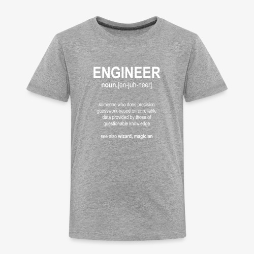 Engineer Def. 01 - T-shirt Premium Enfant