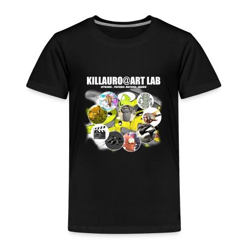 KLR ART LAB1 - T-shirt Premium Enfant