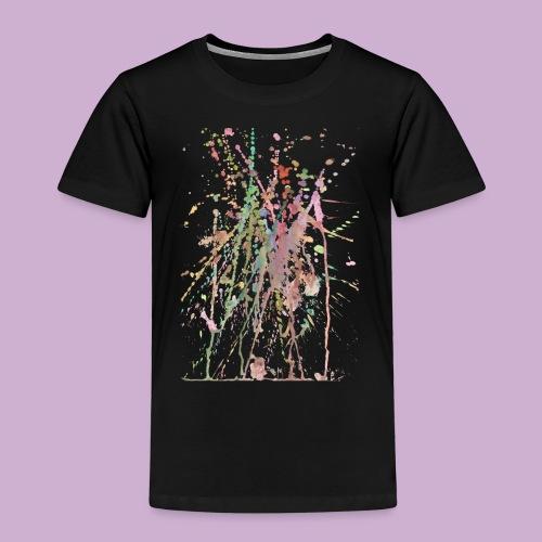 AQUARELLSPRITZER - Kinder Premium T-Shirt
