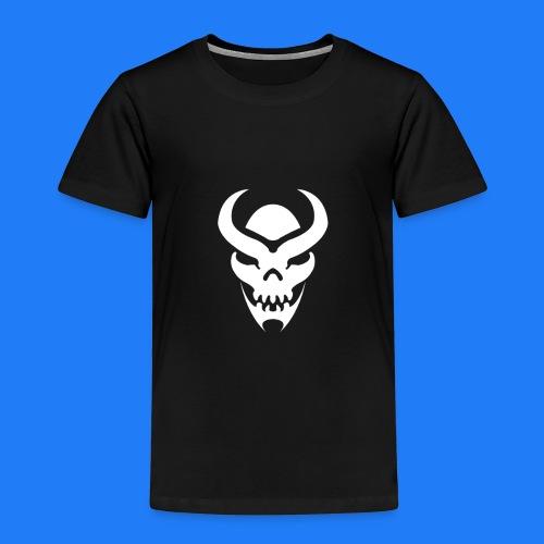 TRIBAL SKULL BLANC - T-shirt Premium Enfant