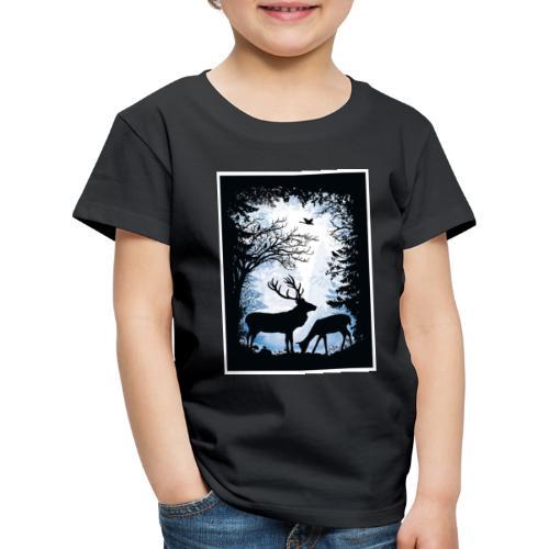 Forêt - T-shirt Premium Enfant