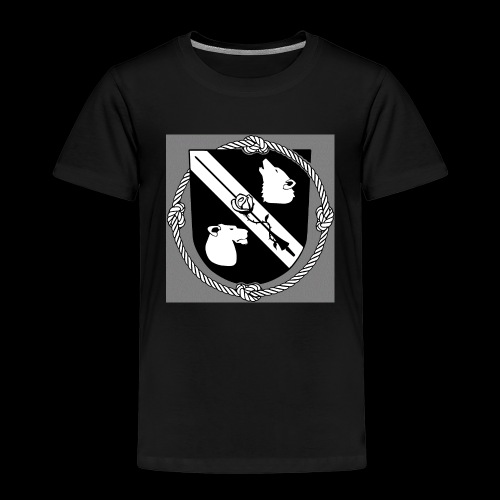 Rollespil - Børne premium T-shirt