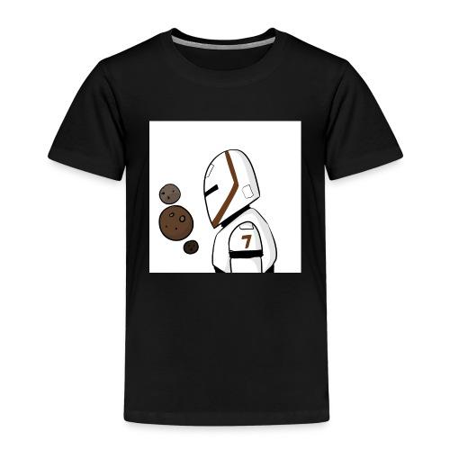 soldado lunar - Camiseta premium niño