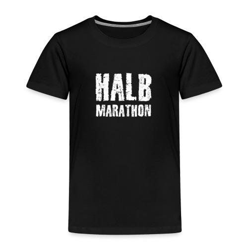 Halb Marathon - Kinder Premium T-Shirt