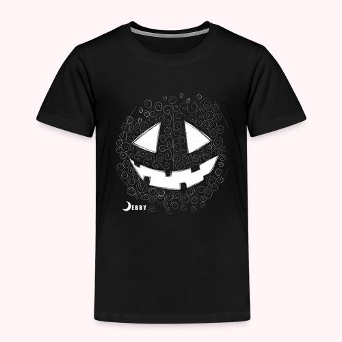 PUMPKIN FACE - 🍂FALL COLLECTION by DEBBY🍁 - Maglietta Premium per bambini