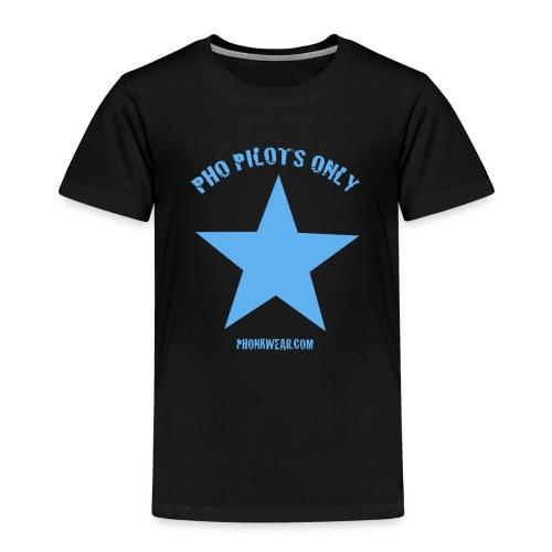 PHO PILOTS ONLY - Kinder Premium T-Shirt