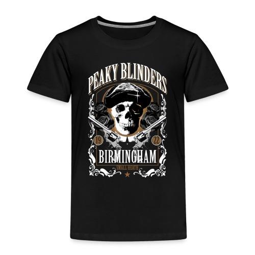 Peaky Blinder Black - Kids' Premium T-Shirt
