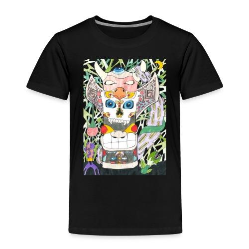 Totem - Maglietta Premium per bambini