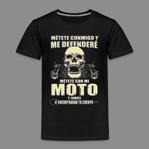 Me defenderé - Camiseta premium niño