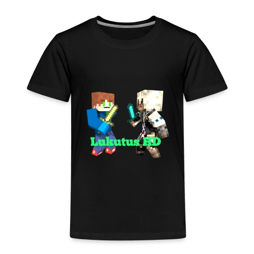 Lukutus HD - Kinder Premium T-Shirt