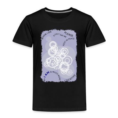 I AM MUCH MORE (donna/woman) - Maglietta Premium per bambini