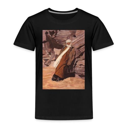 Berbero nel deserto - Maglietta Premium per bambini