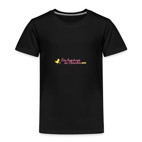 Les Aventures du Chouchou Cendré - T-shirt Premium Enfant