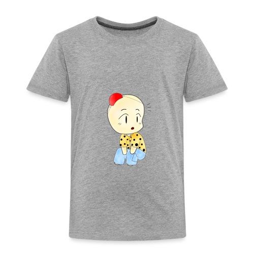 CLOWN RUNDO - Maglietta Premium per bambini