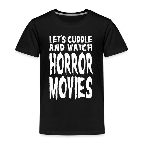 Horror Movies - Kinder Premium T-Shirt