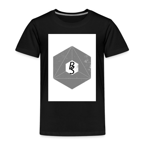 BS logo - Premium T-skjorte for barn