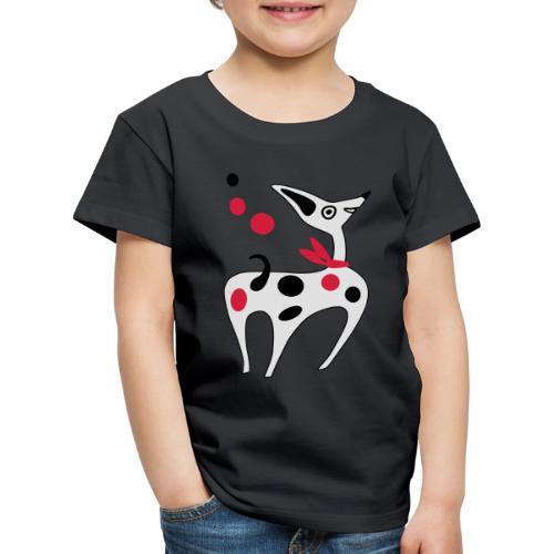 Cane Cucciolo divertente - Maglietta Premium per bambini