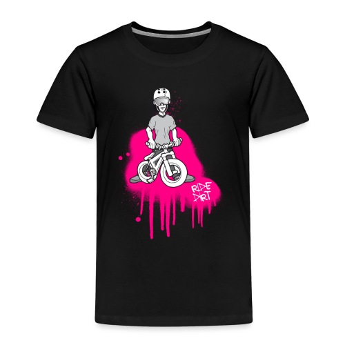 RIDE DIRT - Kinder Premium T-Shirt