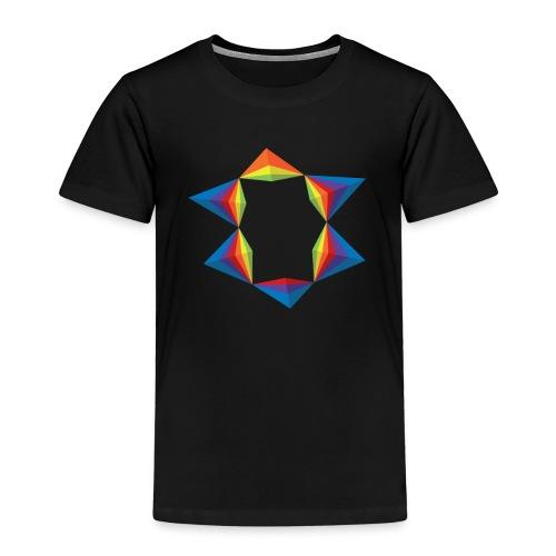 rainbow-geometric-1 - T-shirt Premium Enfant