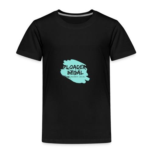 UploaderLegal - Camiseta premium niño