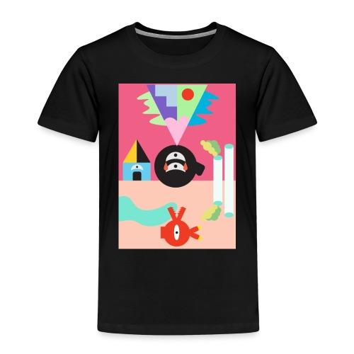 Sun and Moon - Kids' Premium T-Shirt