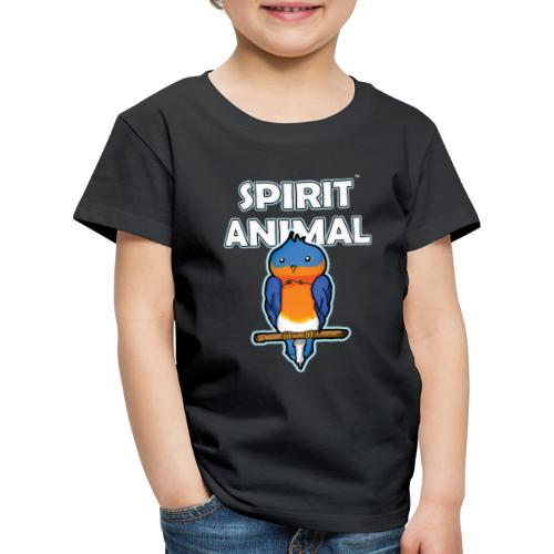 Spirit Animal Bird - Kids' Premium T-Shirt