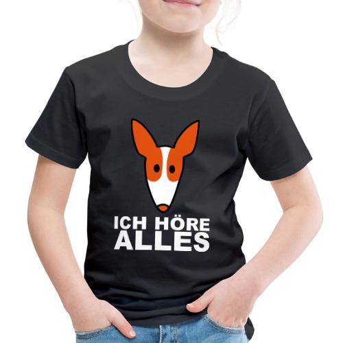 Podenco - Kinder Premium T-Shirt