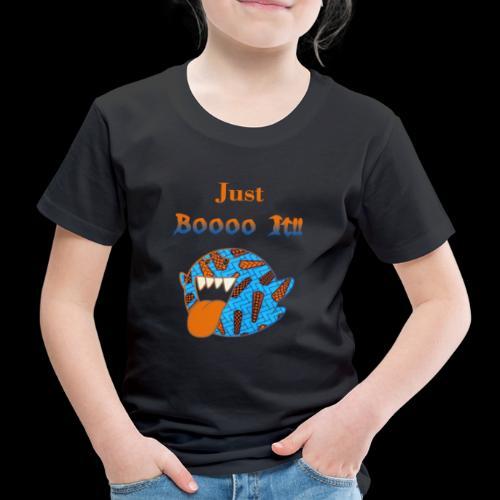 Just Boooo It : Orange Power !!! - T-shirt Premium Enfant