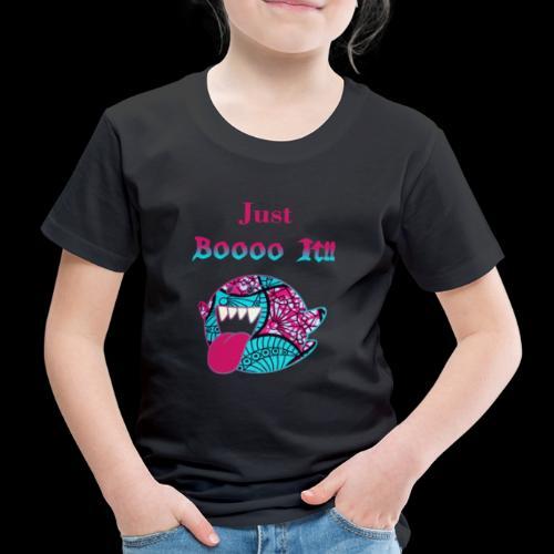 Just Boooo It : Pink Power !!! - T-shirt Premium Enfant