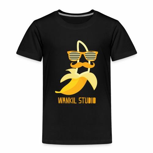 Hipster Banana - T-shirt Premium Enfant