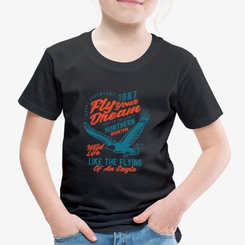 Fais voler ton rêve - T-shirt Premium Enfant