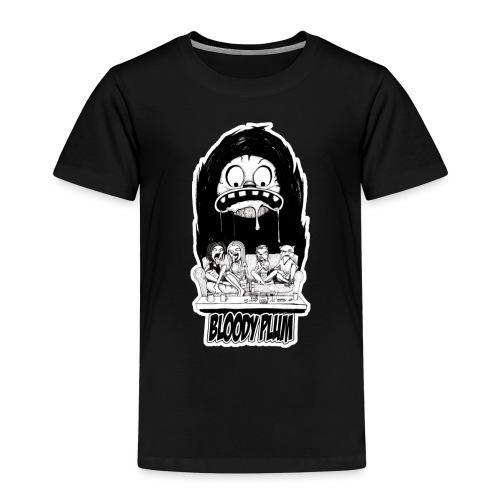 Bloody Plum Drooling - Kids' Premium T-Shirt