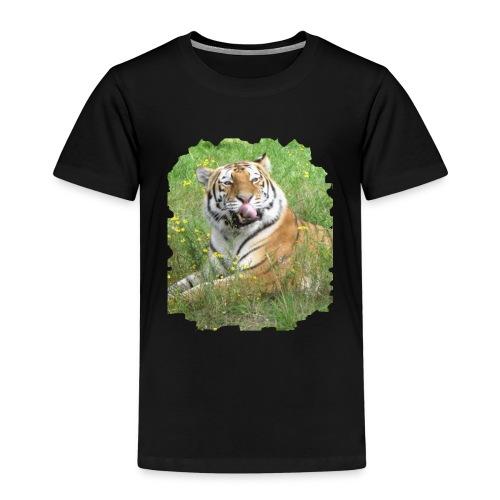 tiger - Kinderen Premium T-shirt