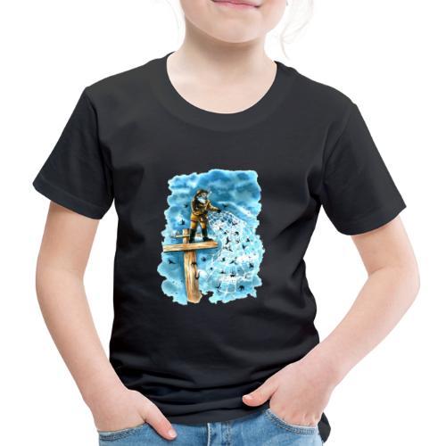 after the storm - Kids' Premium T-Shirt
